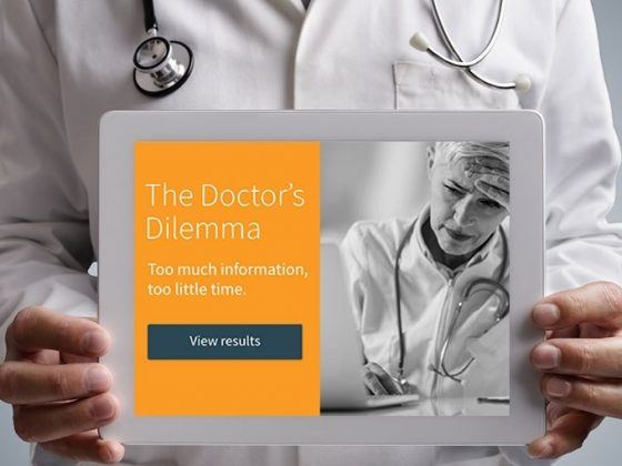 Infographic: The Doctor's Dilemma