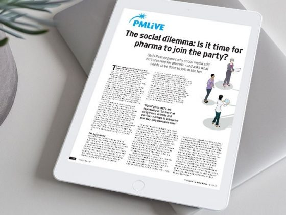 The Social Dilemma: Is it time for pharma to join the party?