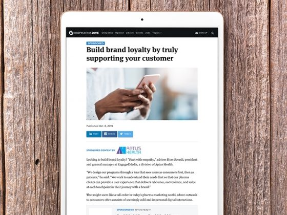 Build brand loyalty by truly supporting your customer