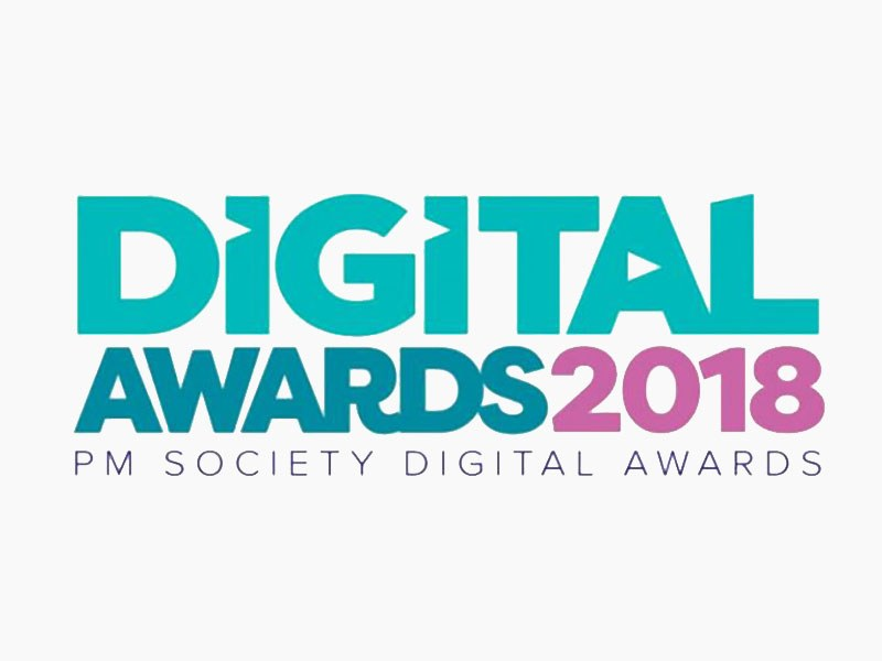 PMSociety Digital Awards - Most Effective Promotional Brand Campaign
