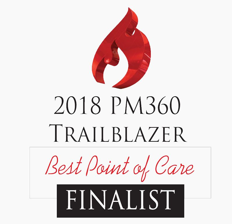 PM360 Trailblazers Award - Best Point of Care