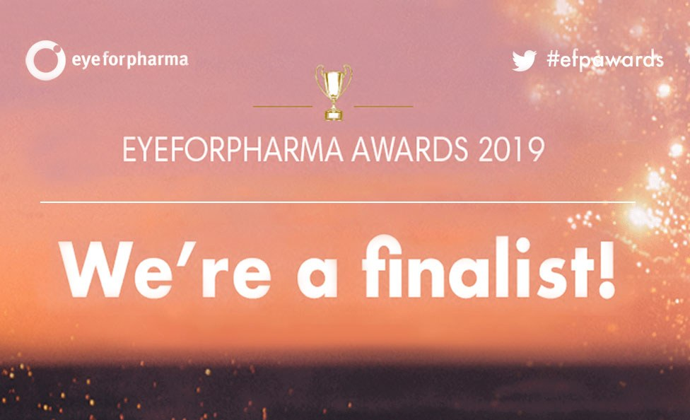 eyeforpharma Awards – Most Valuable HCP Initiative