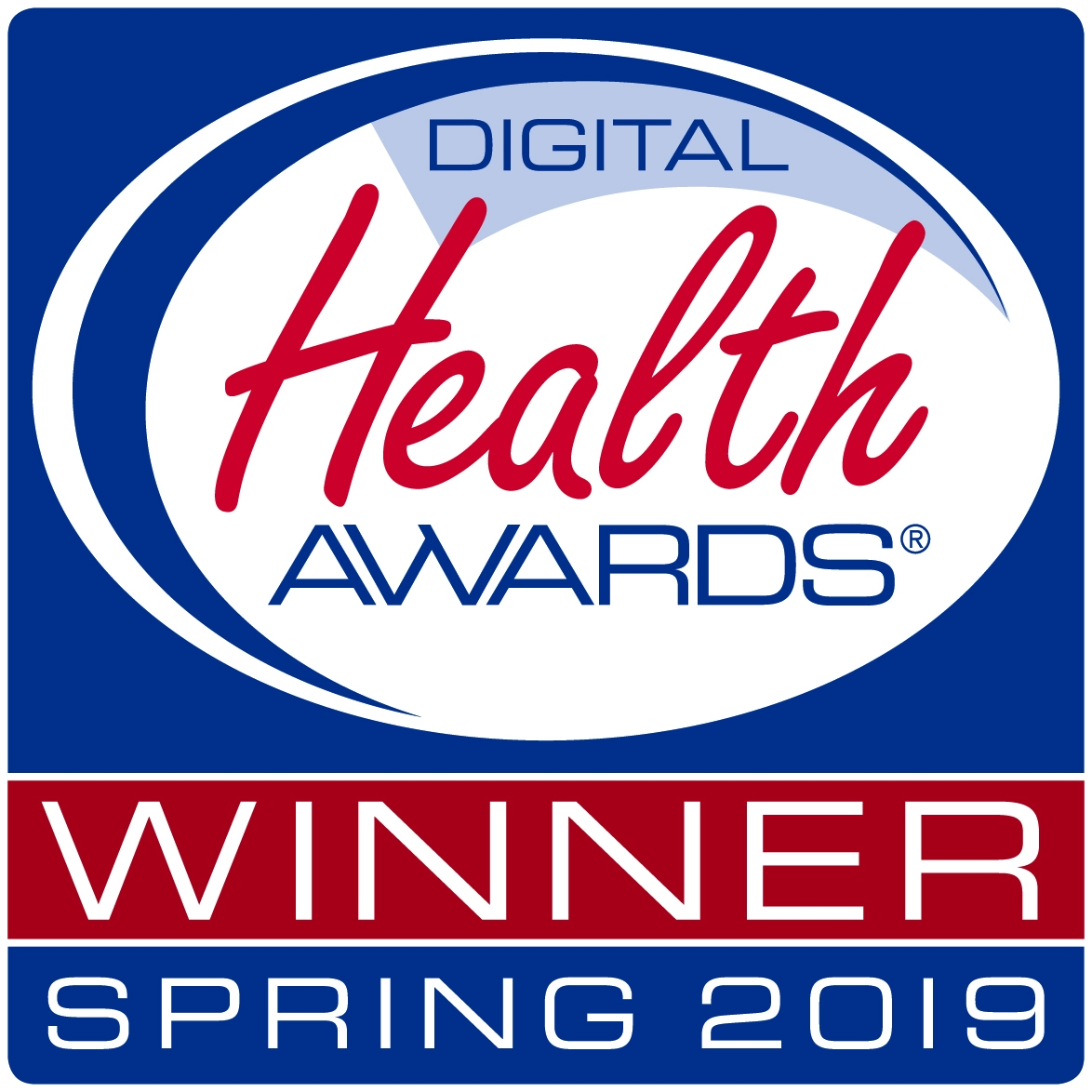 "21st Annual Digital Health Awards - ""Mobile Digital Health Resources"" category"